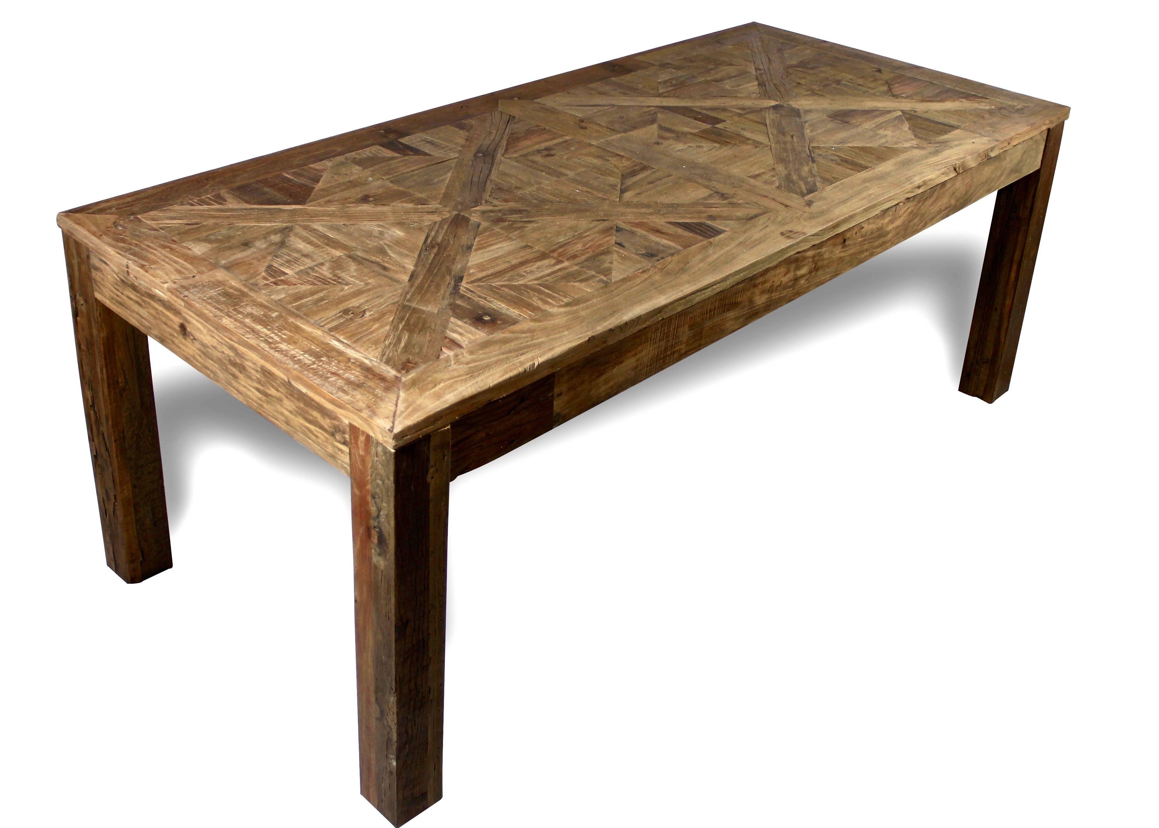 """Liebenswert Esstisch 200 Cm Sammlung Von Massiv Holz Vintage Stil """"château"""","""